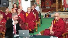 Neuroscientists and the Dalai Lama Swap Insights on Meditation