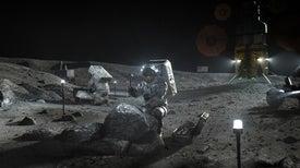 NASA Selects Companies to Develop Human Lunar Landers