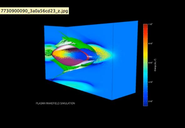 Plasma-Surfing Machine Brings Mini-Accelerators Closer [Video]