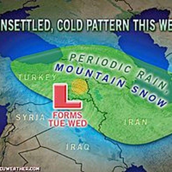 Turkey Earthquake Survivors Face Hypothermia Risk