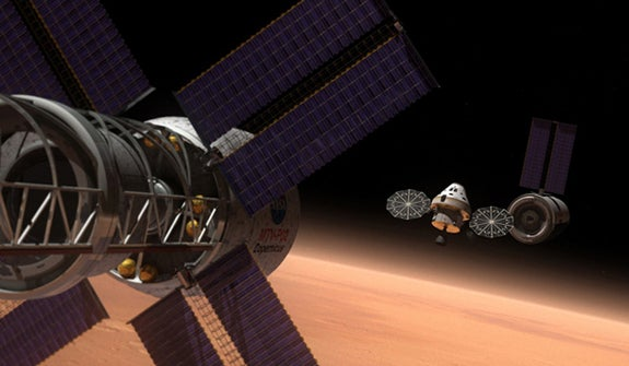 Extroverts Could Cause Problems on a Mission to Mars