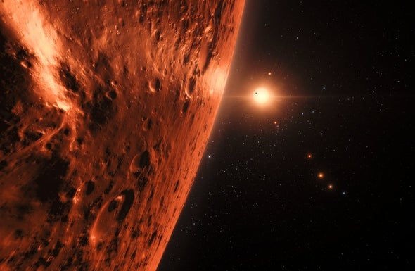 Nearby Earth-Size Exoplanets May Have Water