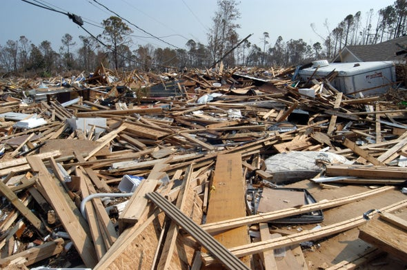 Hurricane Damage Would Be Less Extensive with Stronger Building Codes