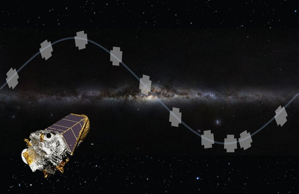 Busted Exoplanet-Hunting Kepler Space Telescope Gets a New Mission