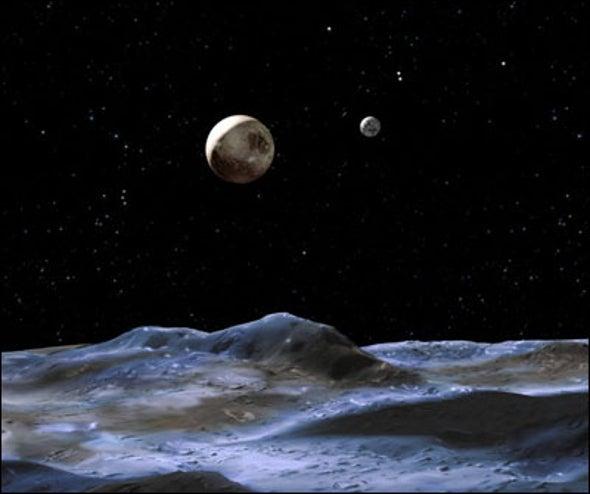 Pluto's New Moons