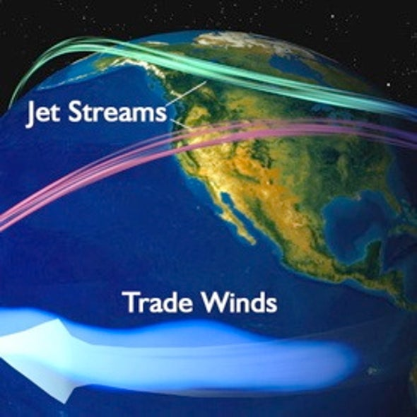 Jet Lag: What's Causing One of the Driest, Warmest Winters in History?