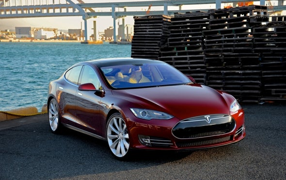 Can Tesla Build Enough Electric Cars?