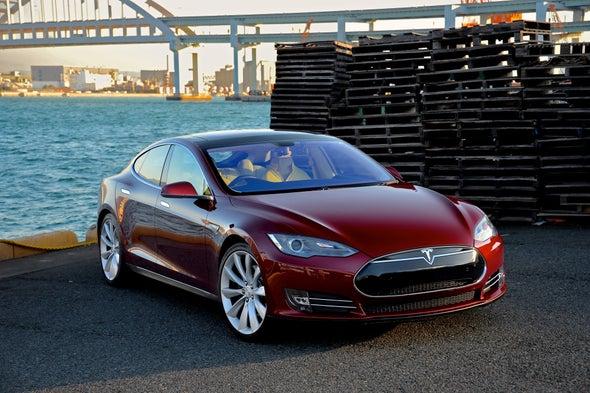 Can Tesla Build Enough Electric Cars?