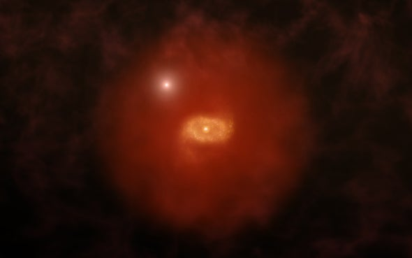 Astronomers Observe Milky Way–Like Galaxies in Early Universe