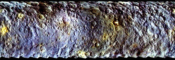 The Mystery of Ceres's Bright Spots Grows