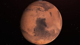 Hope Probe Enters Orbit around Mars