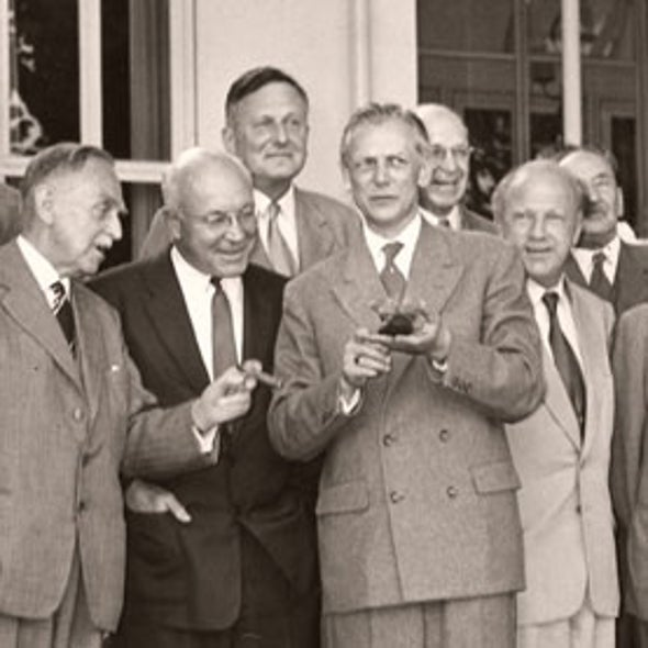 The Spirit of Lindau: The Past, Present and Future of the Annual Laureates Meeting
