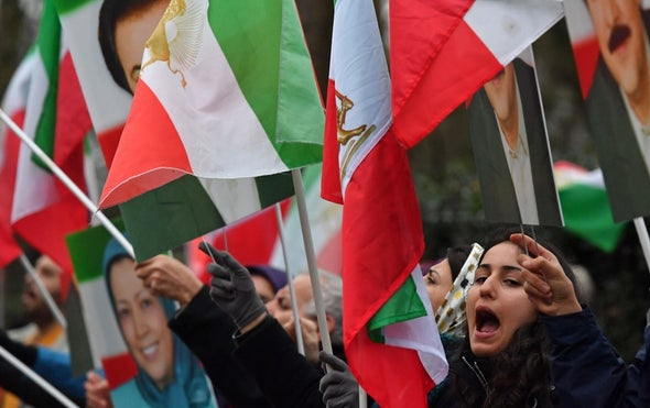 Climate Change May Have Helped Spark Iran's Protests