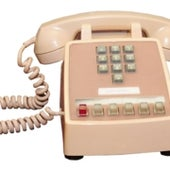 WESTERN ELECTRIC 1565HK MULTI-LINE TELEPHONE