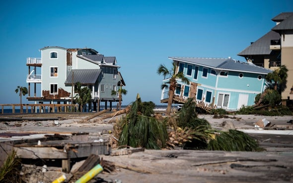 The Buildings That Survived Michael Hold the Key to Adaptation
