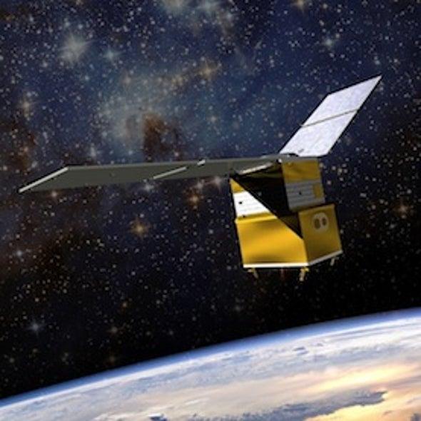 NASA's Quest for Green Rocket Fuel Passes Big Test