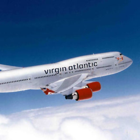 Jumbo Jet No Longer Biofuel Virgin after Palm Oil Fuels Flight