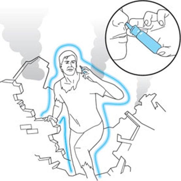 A Nasal Spray Promises to Prevent PTSD