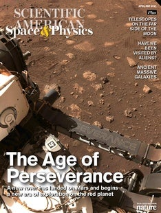 Scientific American Space & Physics, Volume 4, Issue 2