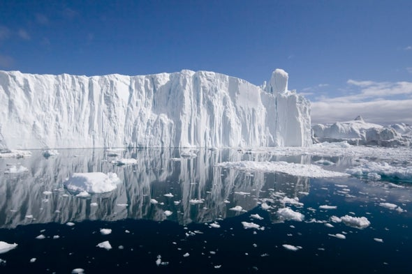 Arctic Sea Ice Dwindles to New Record Winter Low