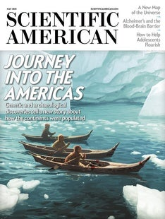 Scientific American Volume 324, Issue 5