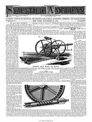 November 25, 1871