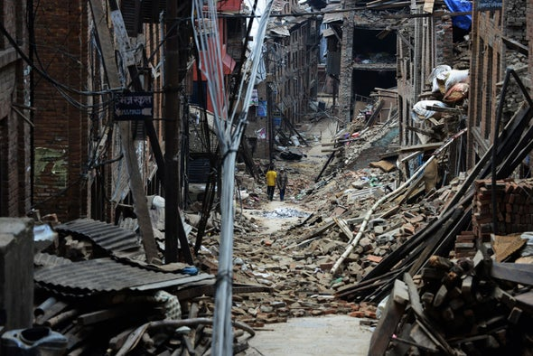 Killer Landslides: The Lasting Legacy of Nepal's Quake