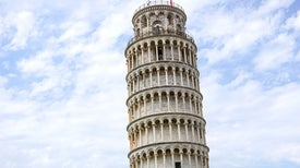 Leaning Tower of Pisa Corrects Itself... a Little
