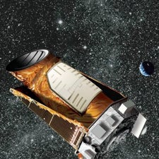 Kepler Spacecraft May Be Able to Spot Elusive Oort Cloud Objects