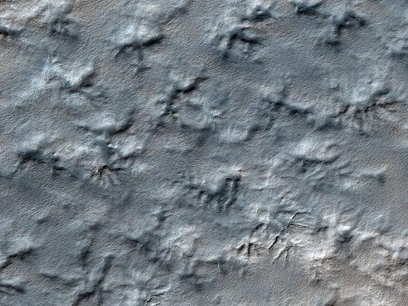 Mars Polar Lander wreck may be hidden in plain sight