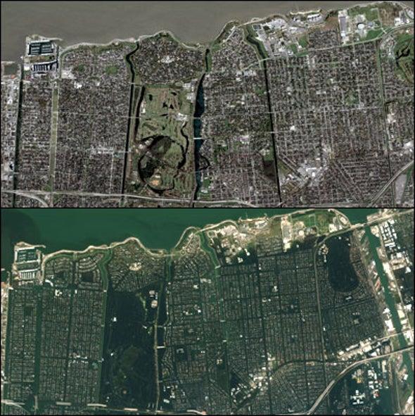 Katrina's Aftermath