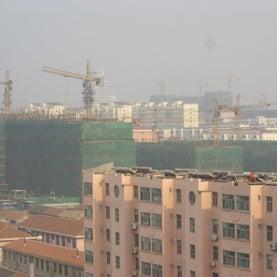 rizhao-construction-cranes