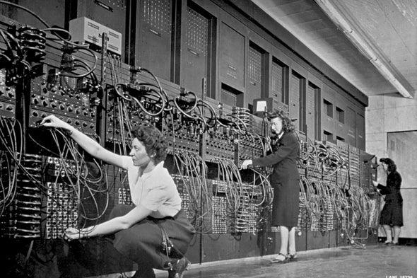 The Women Who Made the Internet and Other Stories