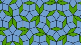 The 2011 Nobel Prize in Chemistry Honors Discoverer of Quasicrystals [Video]