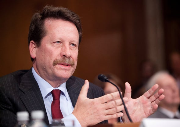 Obama's Pick to Lead FDA Nears Senate Confirmation