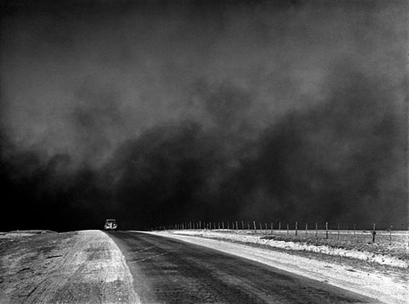 U.S. Dust Bowl Conditions Not Rivaled in 1,000 Years