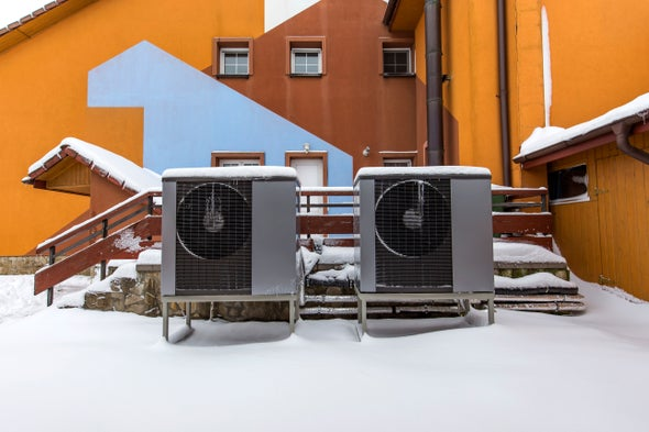 The U.S. Is Ignoring the Climate Benefits of Heat Pumps