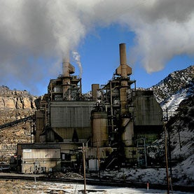 Fossil Fuel Power Plants Still Not Capturing CO2 Emissions