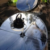 SOLAR COOKING: