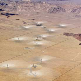 Solar Heat Challenges Photovoltaics As Power Source