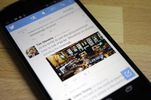 Boobs and banner ads: Twitter's Facebook dilemma