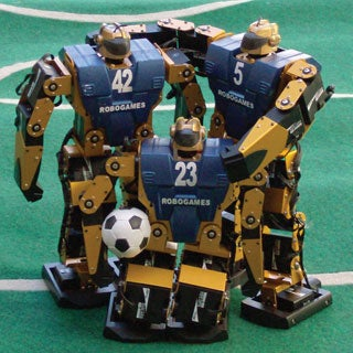 Rise of the Machines: RoboGames Gears Up for 2009 [Slide Show]