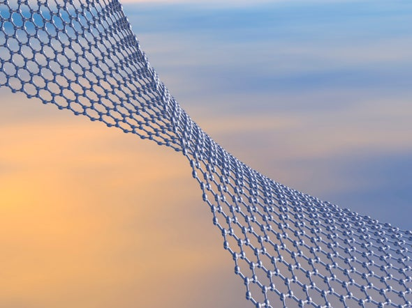 Graphene Sheets Tear Themselves to Ribbons