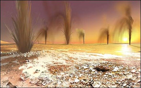 Martian Markings