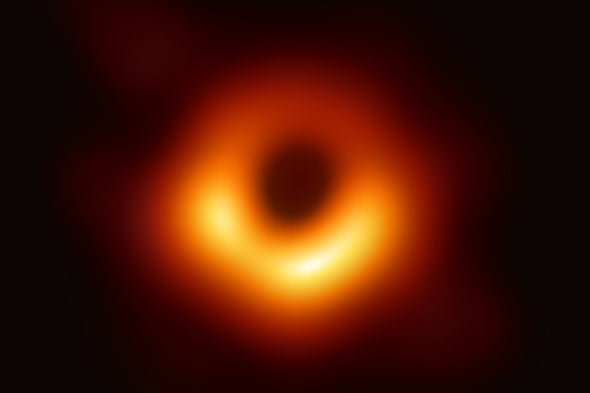 The First Ever Image of a Black Hole Is Now a Movie