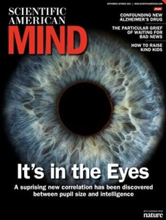 Scientific American Mind, Volume 32, Issue 5