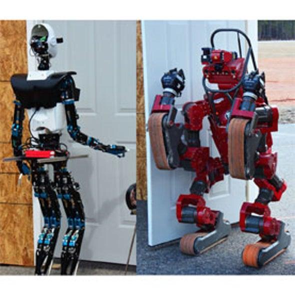 Fukushima Disaster Inspires Better Emergency-Response Robots