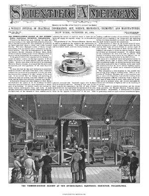October 25, 1884