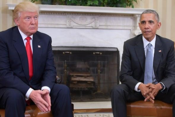 Obama versus Trump: 5 Medical and Science Stances