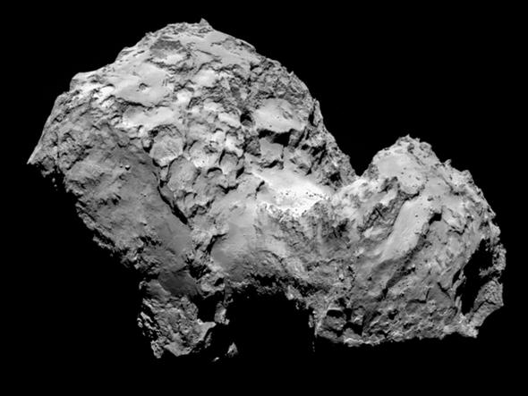 Rosetta Spacecraft Makes Historic Comet Rendezvous [Video]
